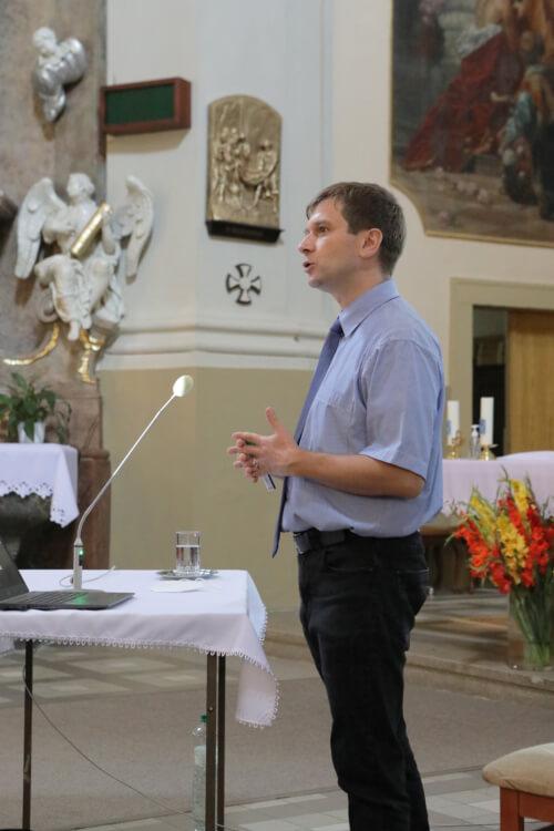Prednáška Mário Schwarz