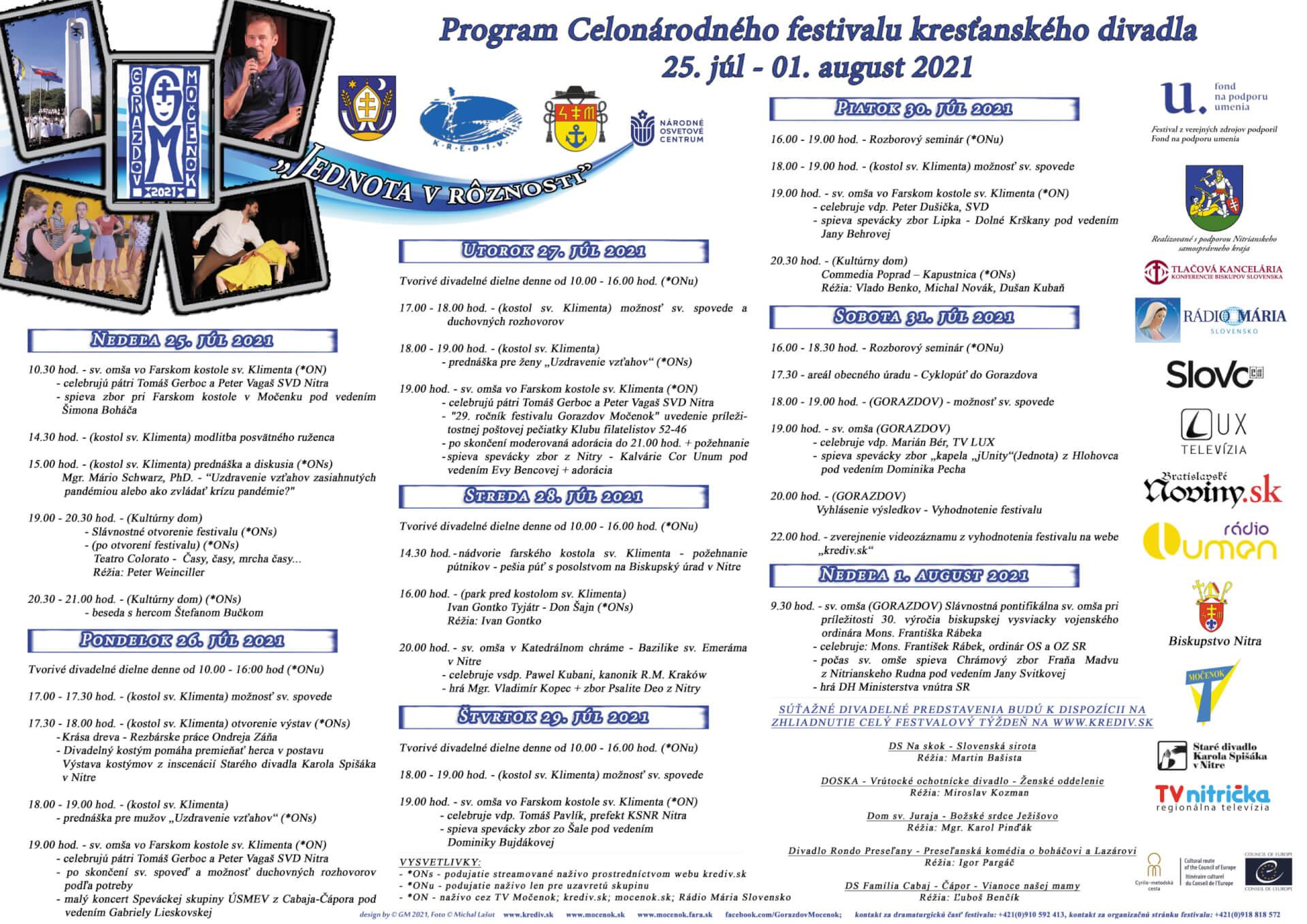 Program GM 2021